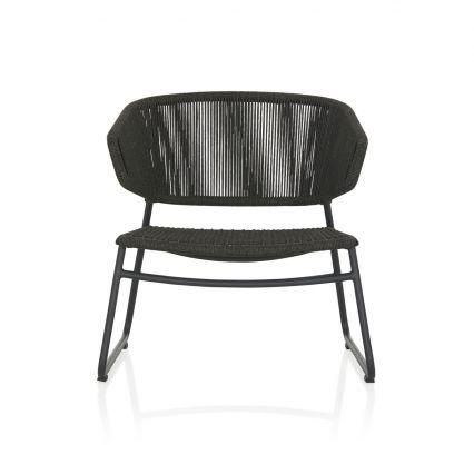 Aston Outdoor Slipper Chair