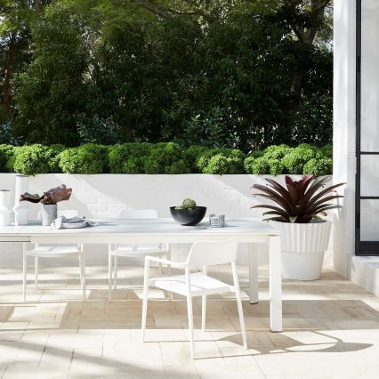 Cuba Stackable Outdoor Dining Chair