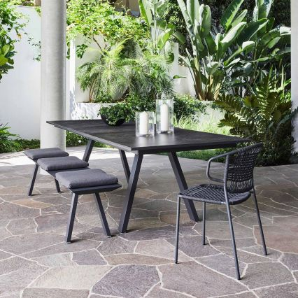 St Martin Outdoor Dining Bench Cushion