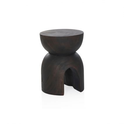 Anders Timber Stool