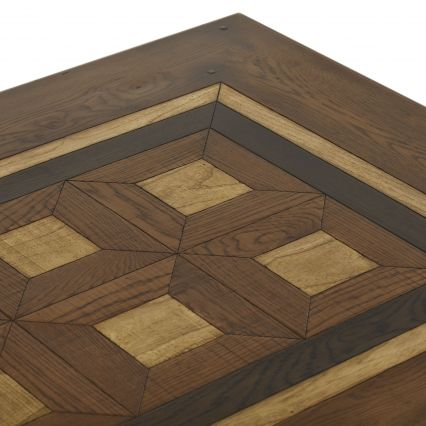 Chantilly Parquetry Inlay Dining Table