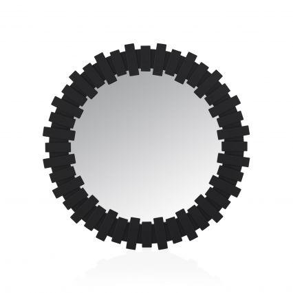 Clover Round Mirror