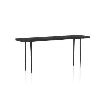 Felix Carved Timber Console Table