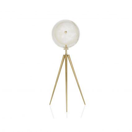 Noah Alabaster Floor Lamp