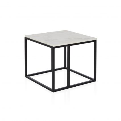 Nomad Marble Side Table