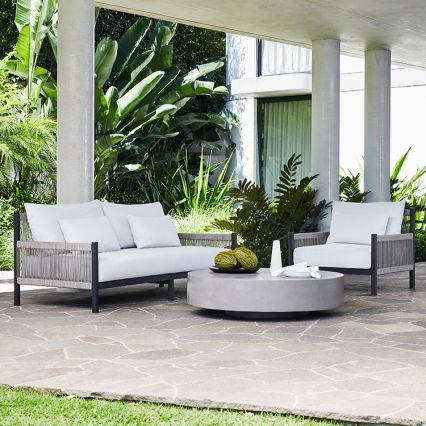 Architect Outdoor Lounge Chair