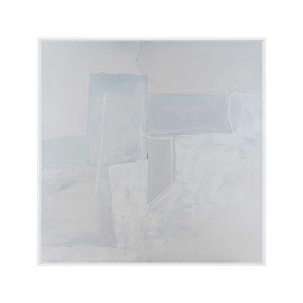 White on White - Abstract Study 1