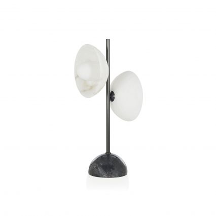 Zephyr Alabaster Table Lamp