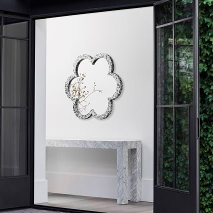 Bloom Shell Mirror