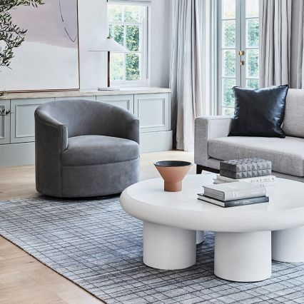 Luna Swivel Chair