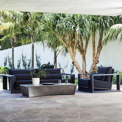 Cuba Outdoor Sofa